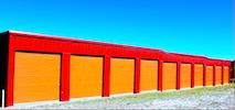 Medina Lake Storage